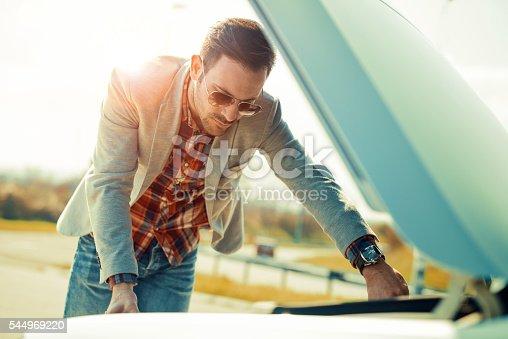 istock Car problems 544969220
