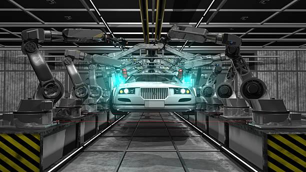 - Produktion Industrie – Foto