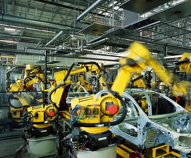 Auto-Produktion – Foto