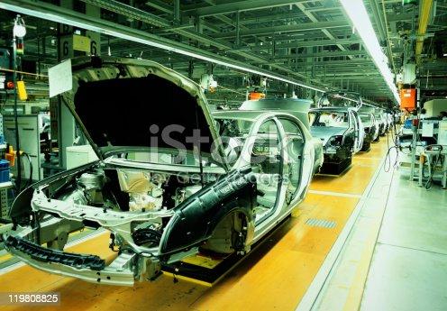 538617741istockphoto car production line 119808825