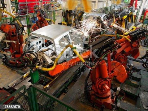 182463664 istock photo Car production 178882579
