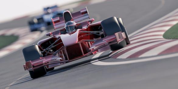 Carrennen Stockfoto und mehr Bilder von Aerodynamisch