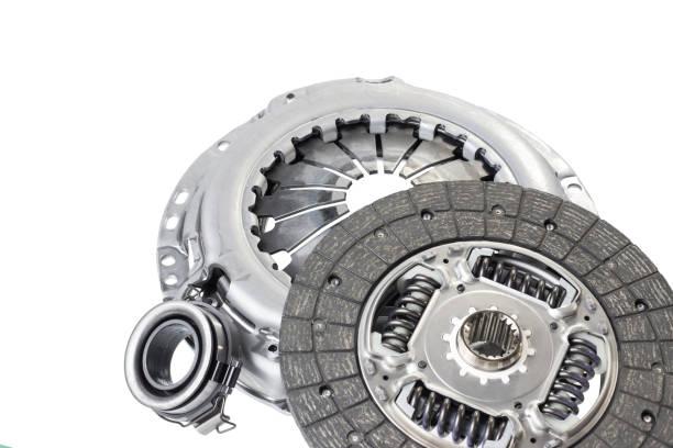 car repair kit clutch stock photo
