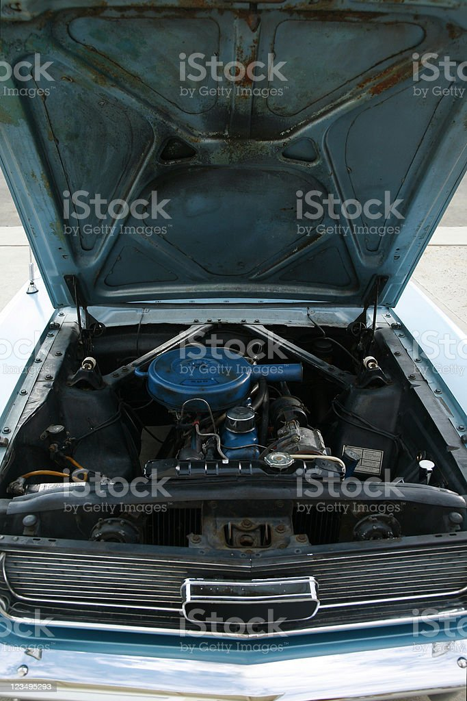car repair royalty-free stock photo