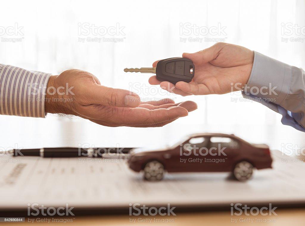 Vente de voiture - Photo