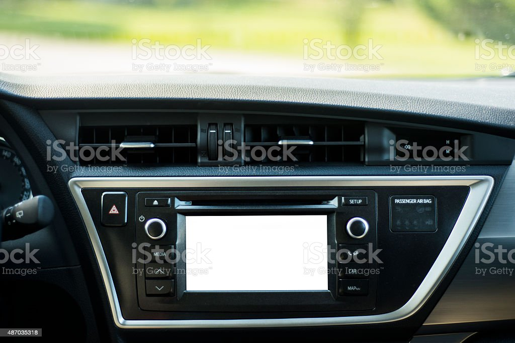 Auto-Bildschirm – Foto
