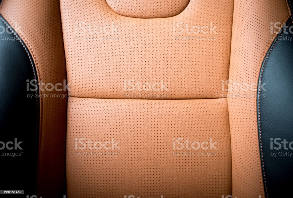 Autositz-details – Foto