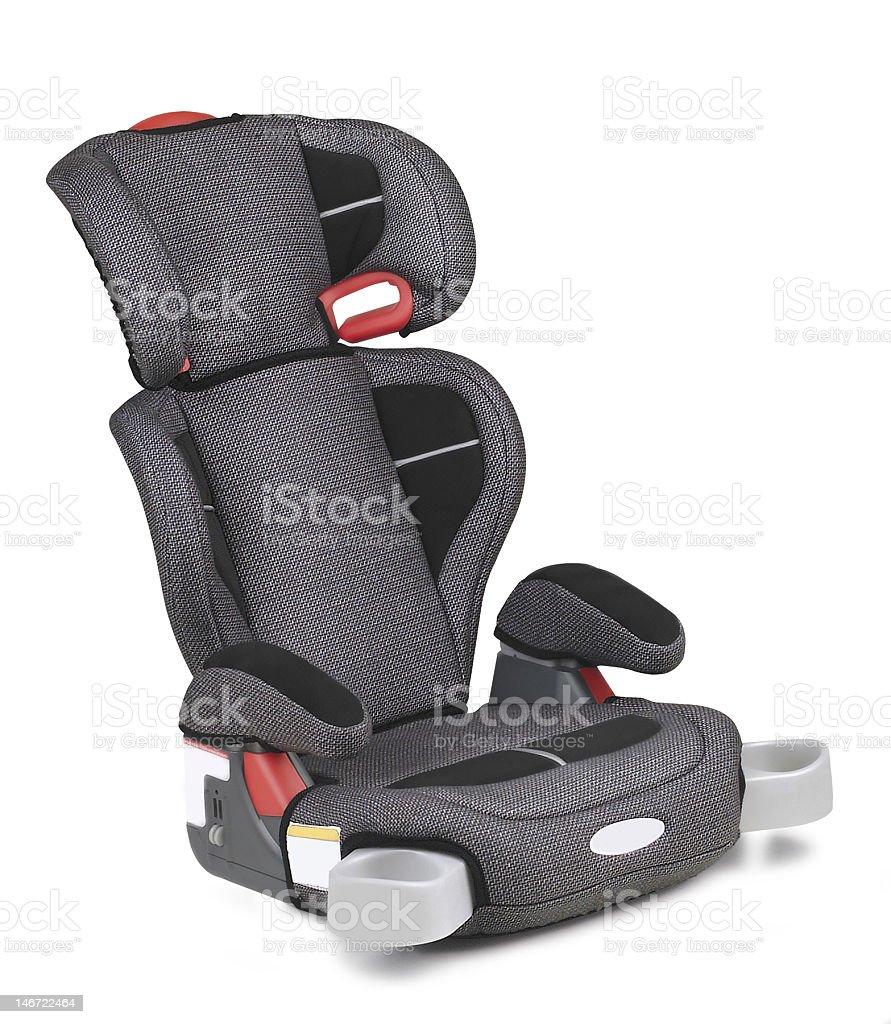 car seat royalty-free stock photo