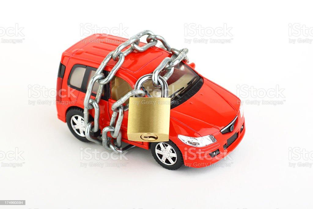 Car Security stock photo