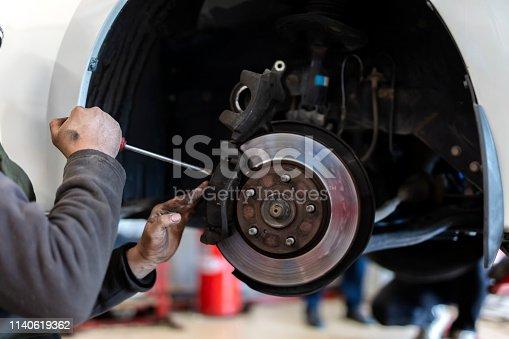 Car service industry