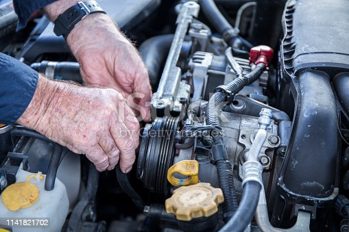 522394158 istock photo Car service procedure 1141821702