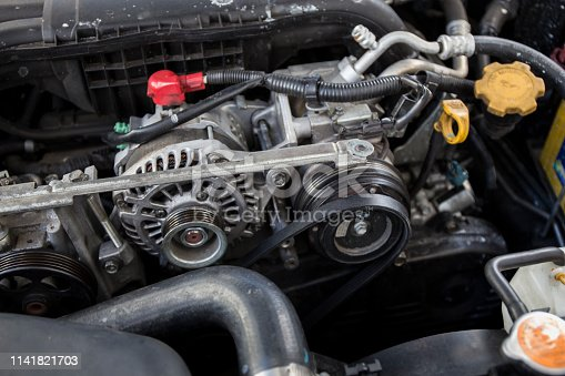 522394158 istock photo Car service procedure 1141821703