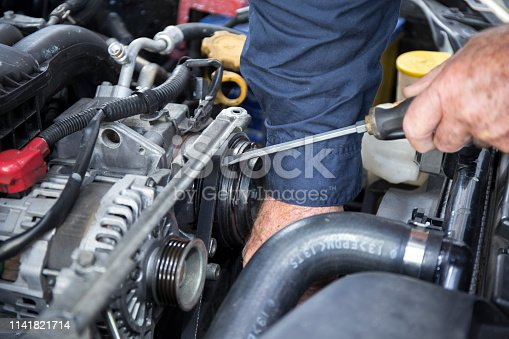 522394158 istock photo Car service procedure 1141821714