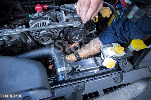 522394158 istock photo Car service procedure 1141821718