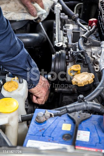 522394158 istock photo Car service procedure 1141821724
