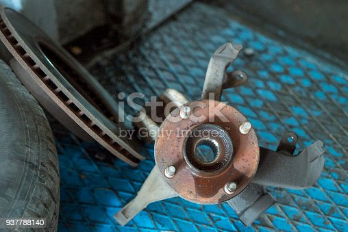 522394158 istock photo Car service procedure. 937788140