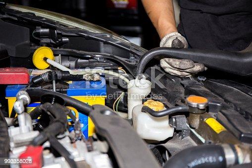 522394158istockphoto Car service procedure 993358028