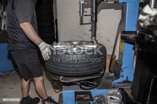 522394158istockphoto Car service procedure 993366336