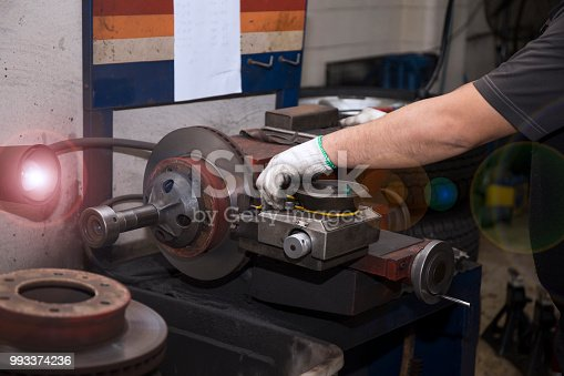 522394158istockphoto Car service procedure 993374236