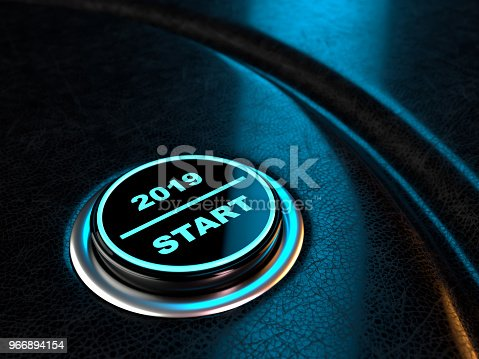 istock 2019 Car Start Button 966894154