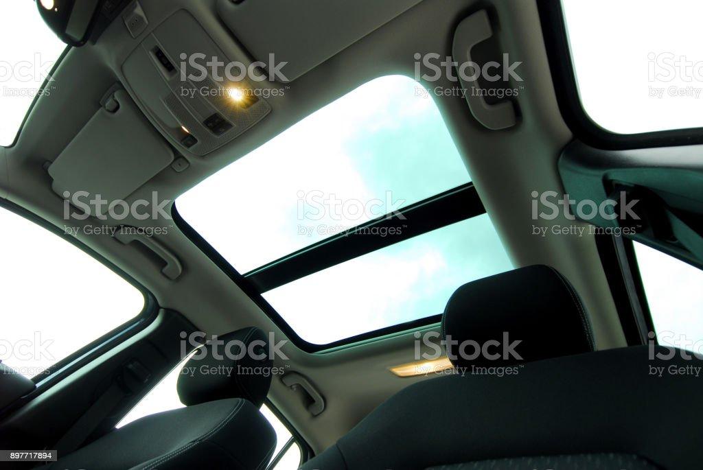 Auto Sonnendach – Foto
