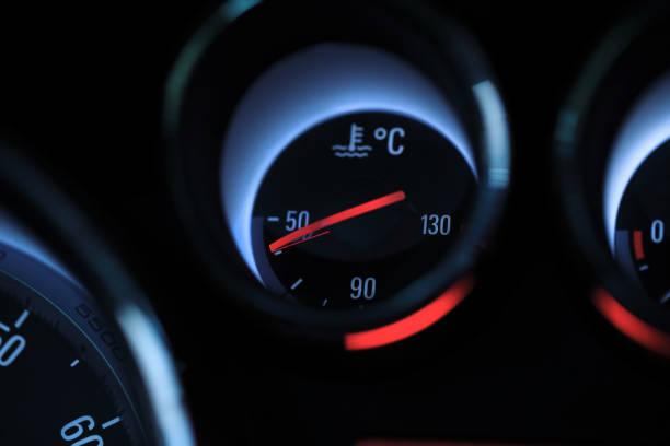 Compteur de voiture température liquide de refroidissement - Photo