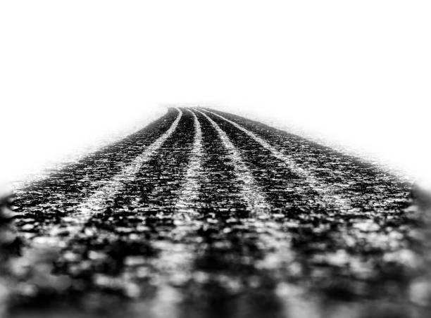 car tire track on asphalt car tire track on asphalt tire track stock pictures, royalty-free photos & images