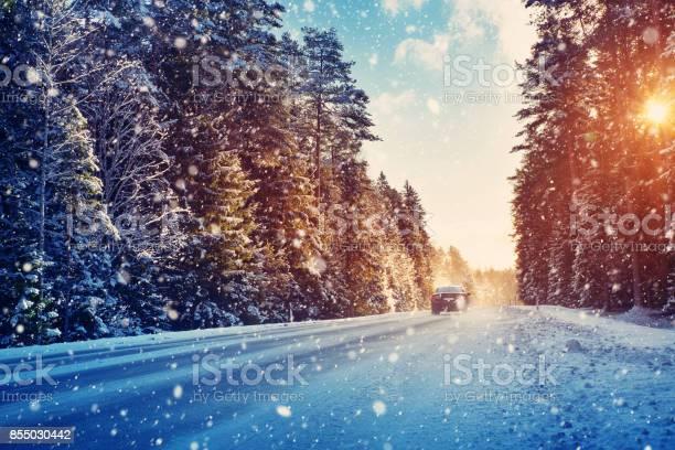 Car tires on winter road picture id855030442?b=1&k=6&m=855030442&s=612x612&h=q3nlucscj28ts7vi9g 4fcz35tbrx3l5cigl2flukj0=
