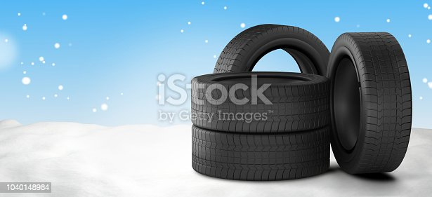 istock car tires winter snow 3d-illustration 1040148984