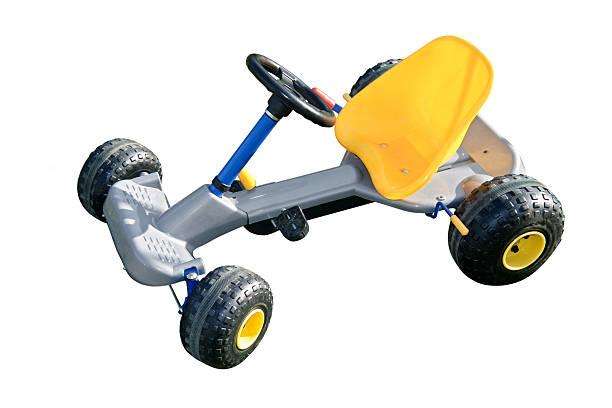 Automobile giocattolo - foto stock