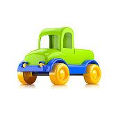 Car toy truck