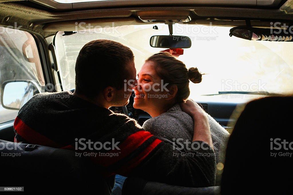 Voyage en voiture - Photo
