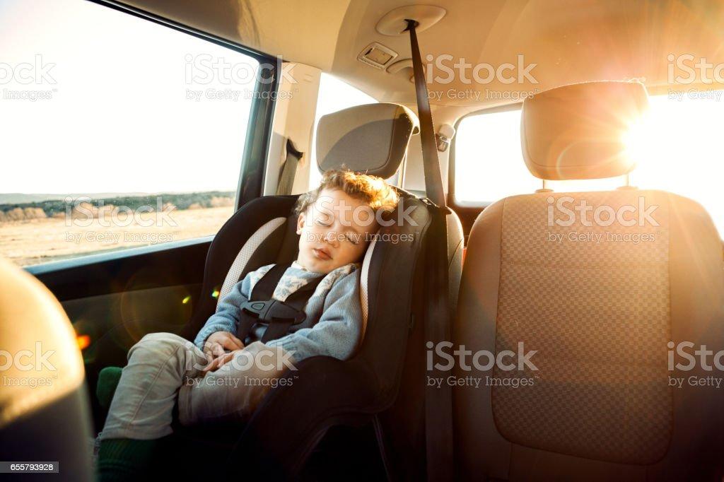 Auto-Reise – Foto