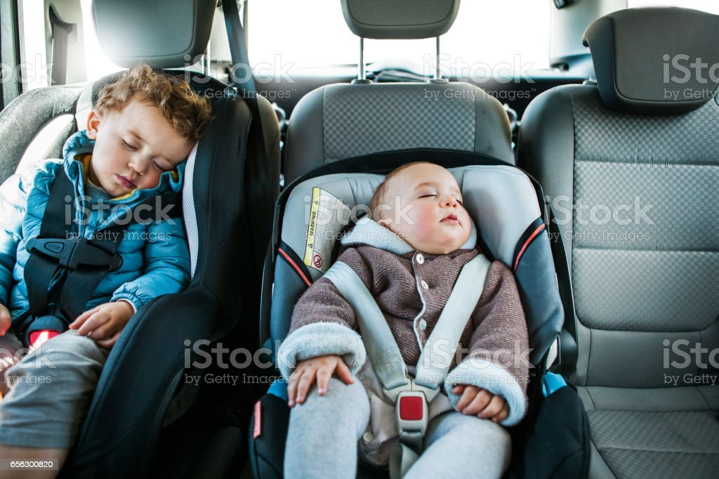 Car Trip stock photo