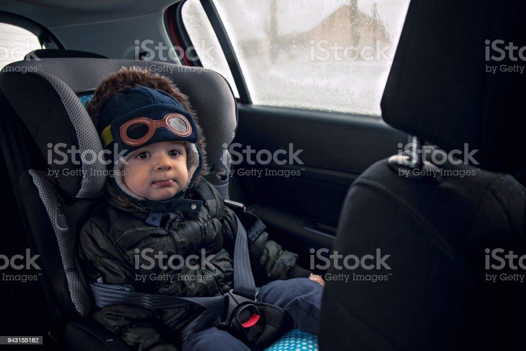 Car Trip stock photo