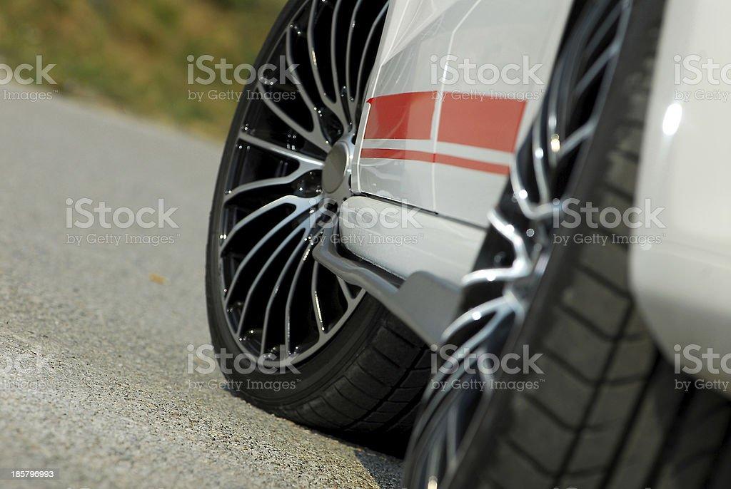 car tuning royalty-free stock photo