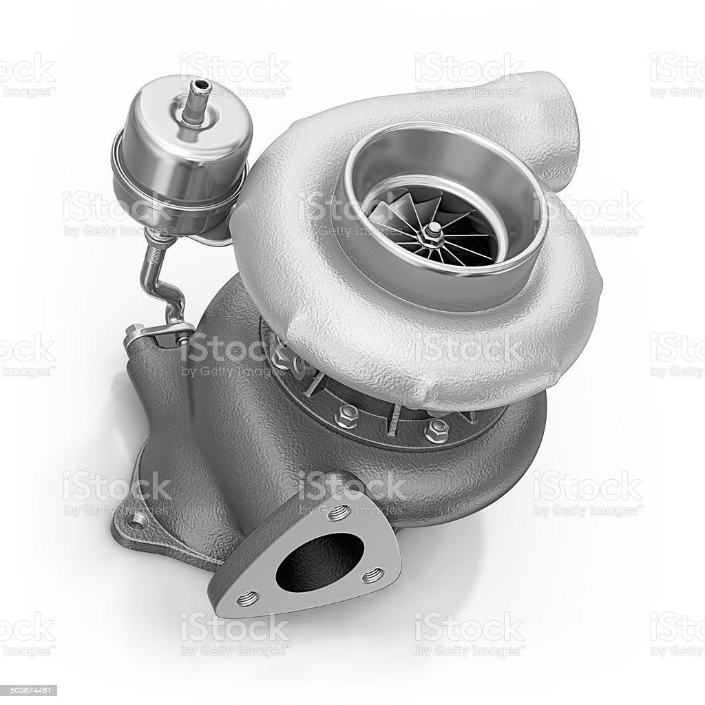 car turbine royalty-free stock photo