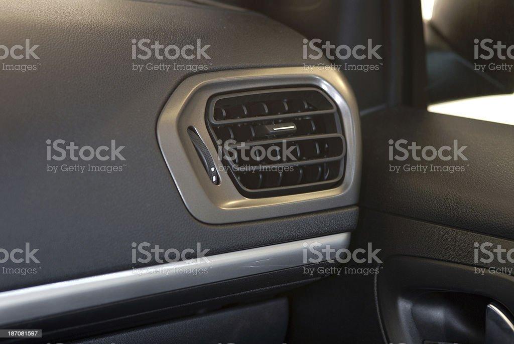 car vent royalty-free stock photo