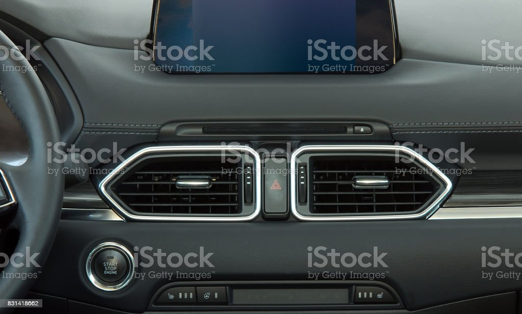 Auto-Schlitz – Foto