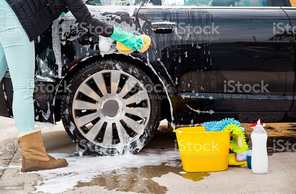 Car-Waschung – Foto