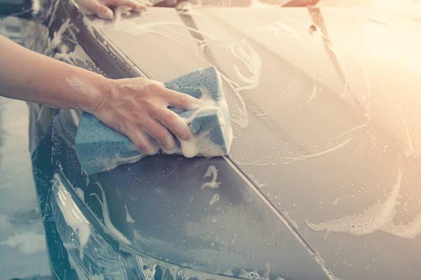 car wash - surf garage bildbanksfoton och bilder