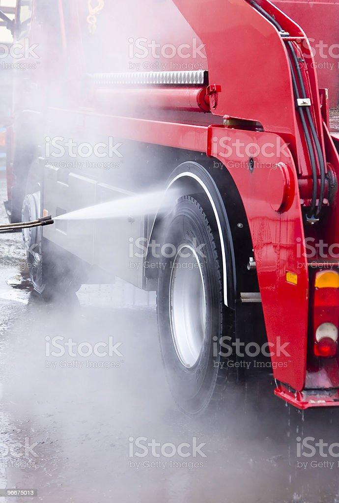 Car Wash stock photo
