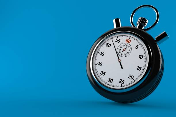 auto wiel met stopwatch - stopwatch stockfoto's en -beelden