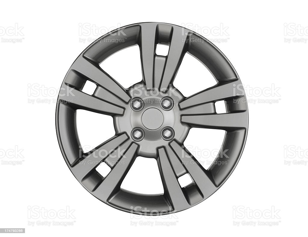 Car Wheels (Click for more) royalty-free stock photo