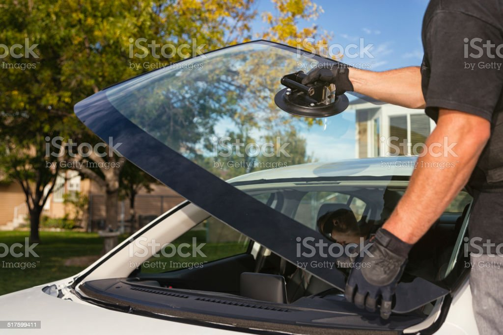 Image result for Auto Glass Repair   istock