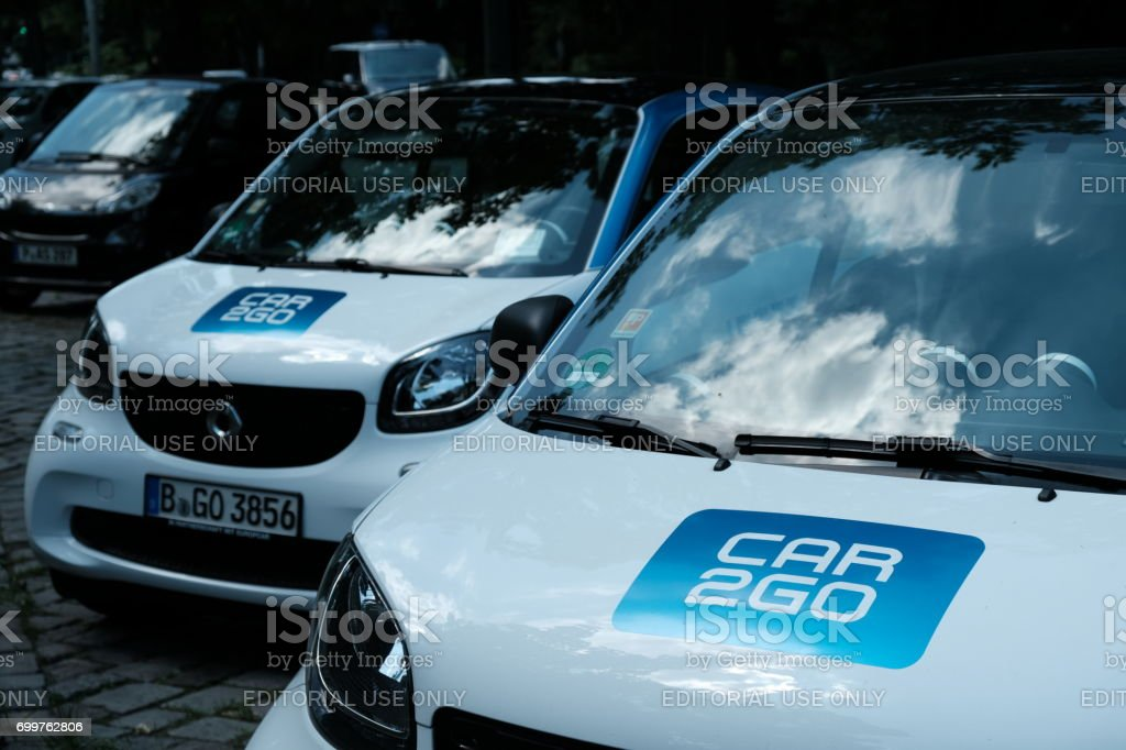 Smart car2go Fahrzeuge – Foto