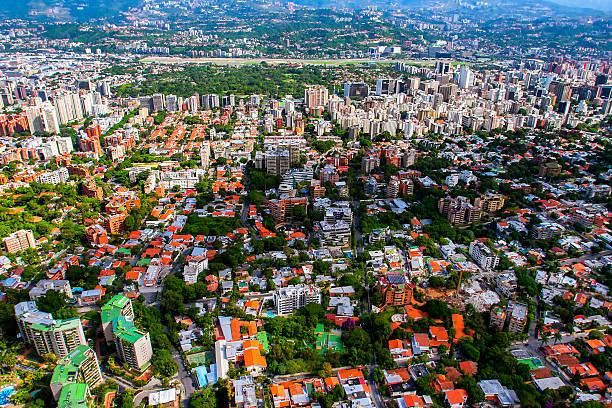 Caracas City – Luftaufnahme – Foto