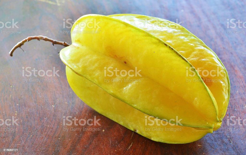 carambola (Starfruit) stock photo