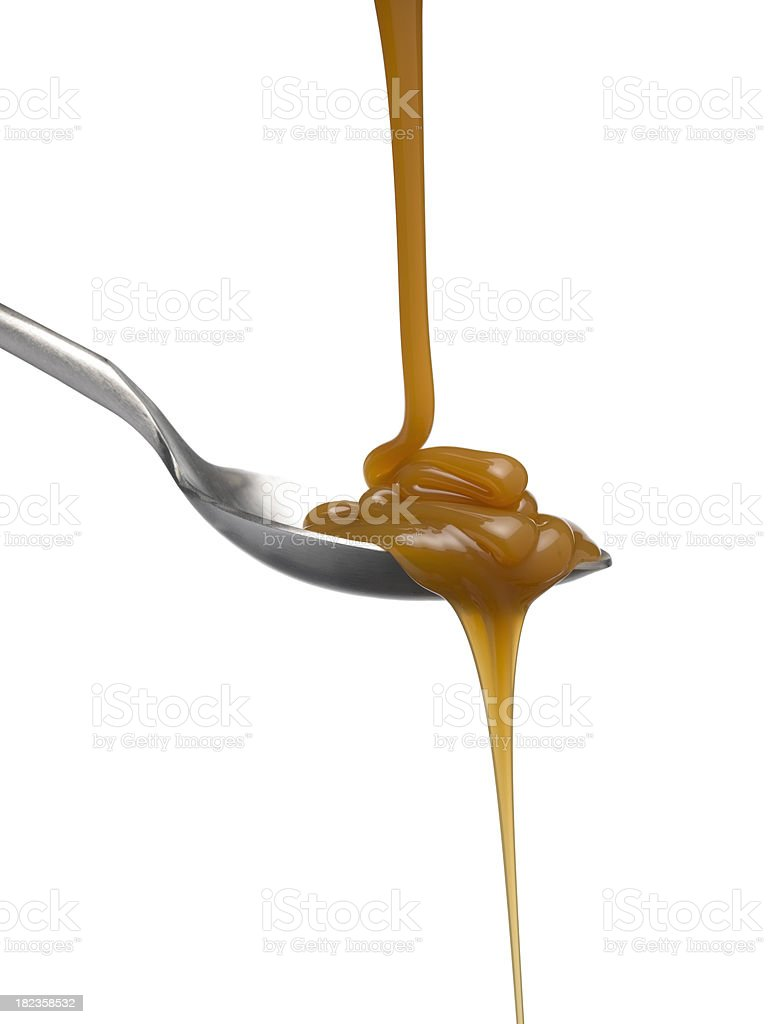 caramel royalty-free stock photo