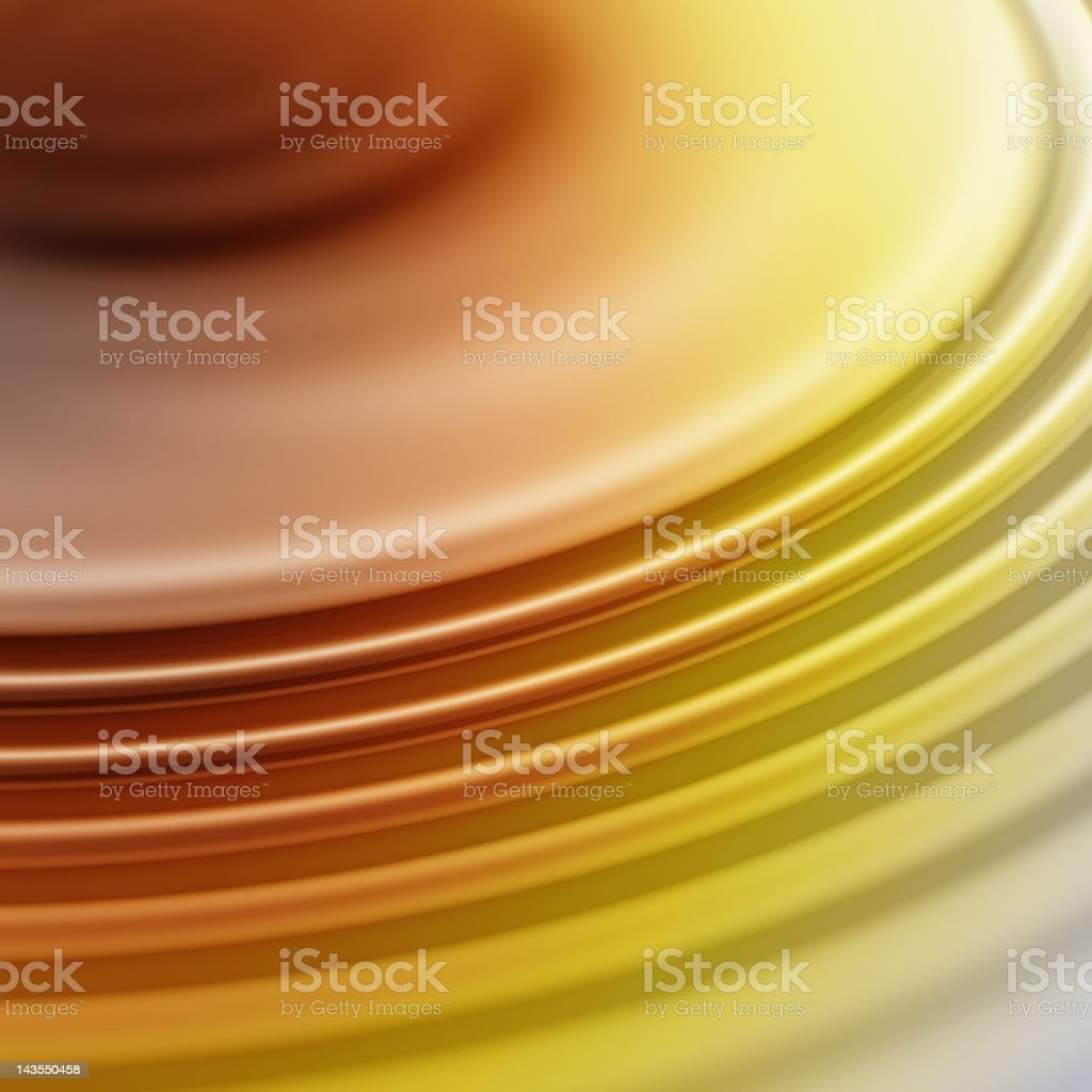 caramel waves stock photo